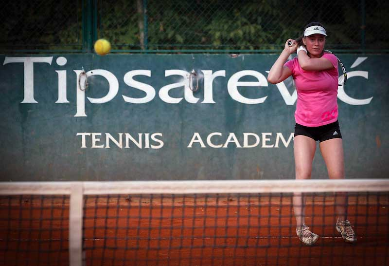 teniska akademija Tipsarevič